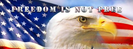 Freedom Is Not Free National American Eagle Day Greetings Images