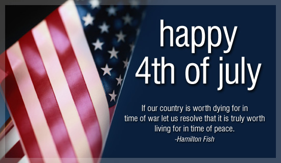 Happy 4th Of July Best Wishes Quotes And Wallpaper