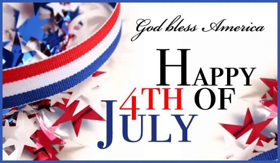 Happy 4th Of July Greetings And Wishes Message Image
