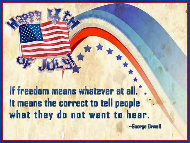 Happy 4th Of July Greetings Quotes Picture For Message