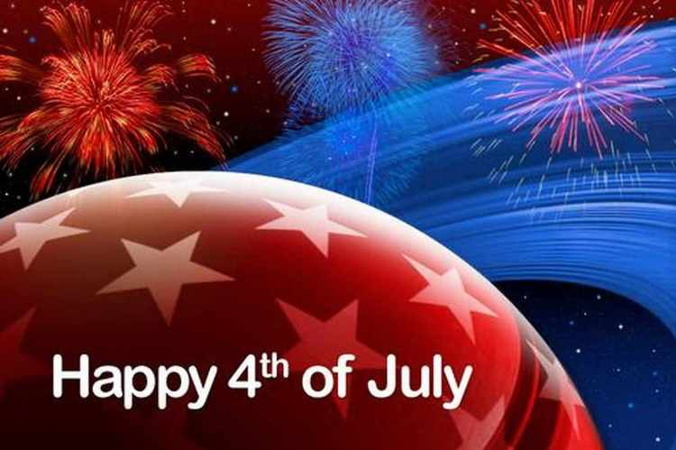 Happy 4th of July Greetings Message Picture