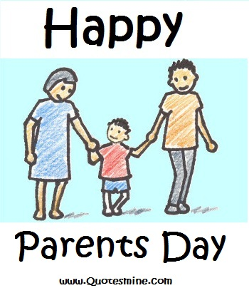 Happy Parents Day Greetings Card Picture