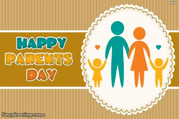 Happy Parents Day Greetings Message Picture and Graphics