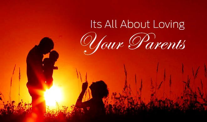 Happy Parents Day Lovely Wishes Quotes Message Image