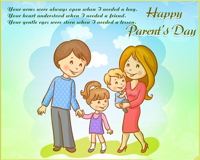 Happy Parents Day Thanks A Lot Wishes Message and Quotes
