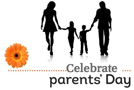 Happy Parents Day Wishes Message To You Parents Image