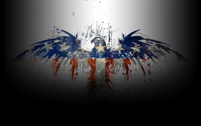 Have A Happy American Eagle Day Wishes Wallpaper