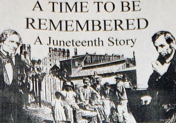 Juneteenth History Images