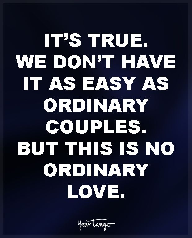 Love Quotes It's True We Don't Have