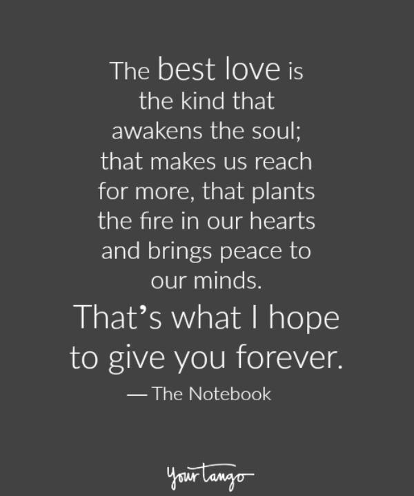 Love Quotes The Best Love Is The Kind That Awakes The Soul