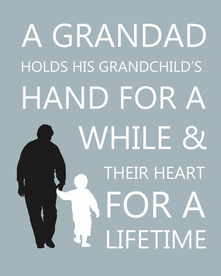 Quotes For Grandpa