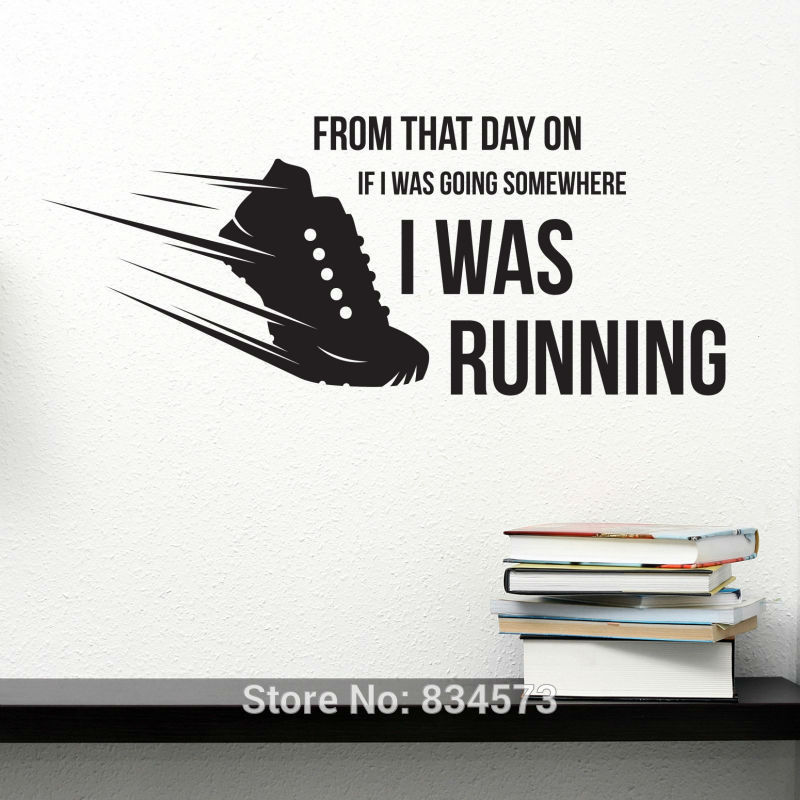 Running Quotes From Movies