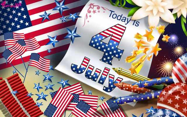 Today Is 4 July Happy Independence Day Wishes Images