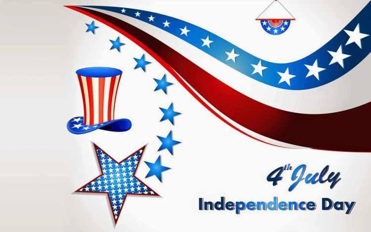 Wish You Happy Independence Day 4th Of July Have A Great Day Wishes Message Picture
