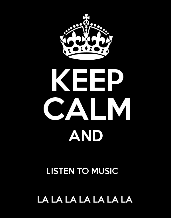 Great Music Day keep Calm Wishes Message For Everyone