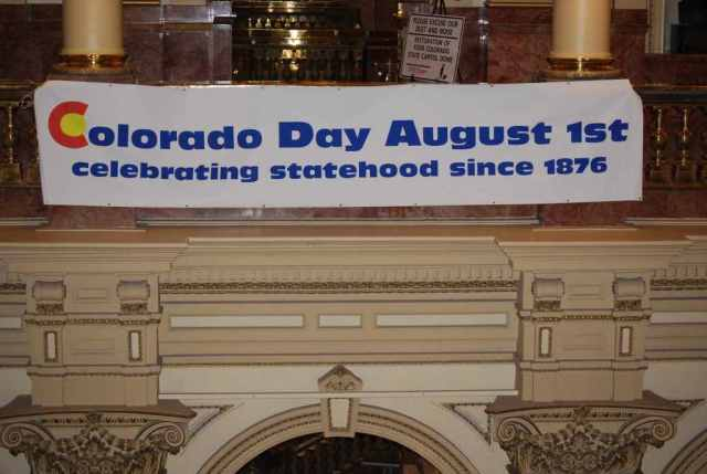 Colorado Day Celebrations Wishes Image