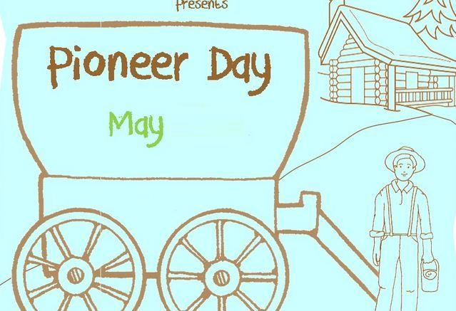 Happy Pioneer Day Wishes Image