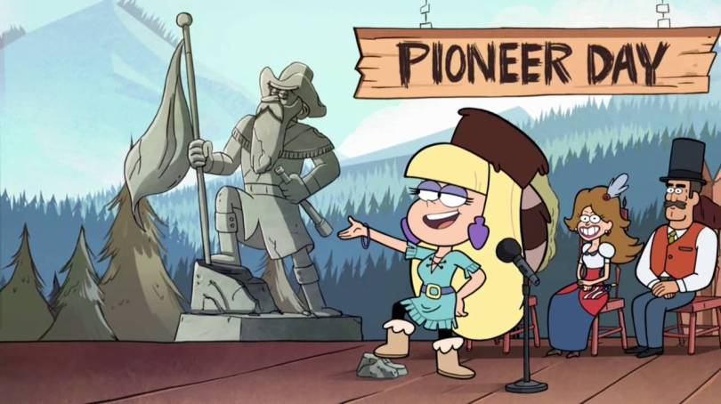 Pioneer Day Celebrations Wishes Image