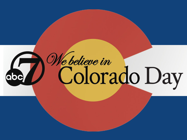 We Believe In Colorado Day Wishes Message Picture