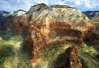 Angels Landing, Zion National Park, Utah