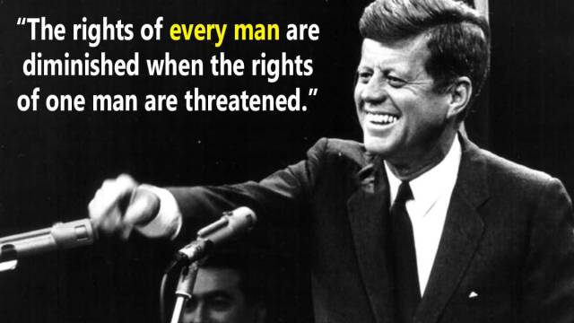 John F Kennedy Quotes Sayings 06