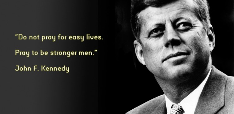 John F Kennedy Quotes Sayings 08
