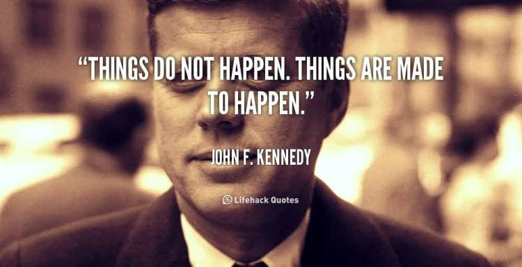 John F Kennedy Quotes Sayings 28