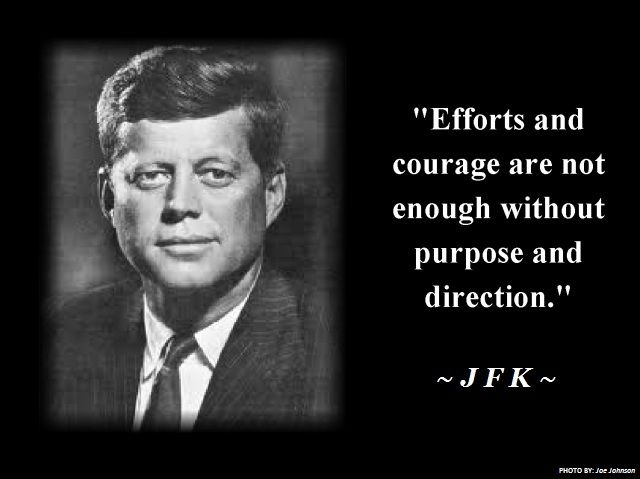 John F. Kennedy Quotes Sayings
