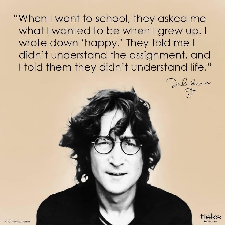 John Lennon Quotes Sayings 10