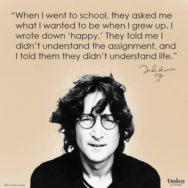 John Lennon Quotes Sayings 10
