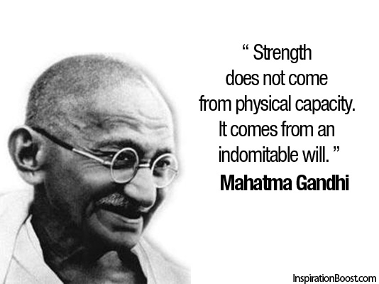 Mahatma Gandhi Quotes Sayings 23