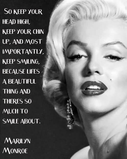 Marilyn Monroe Quotes Sayings 06