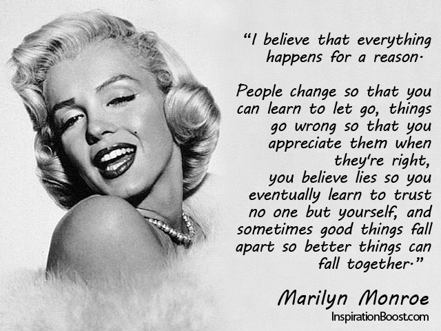 Marilyn Monroe Quotes Sayings 14
