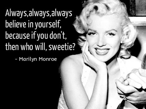 Marilyn Monroe Quotes Sayings 21