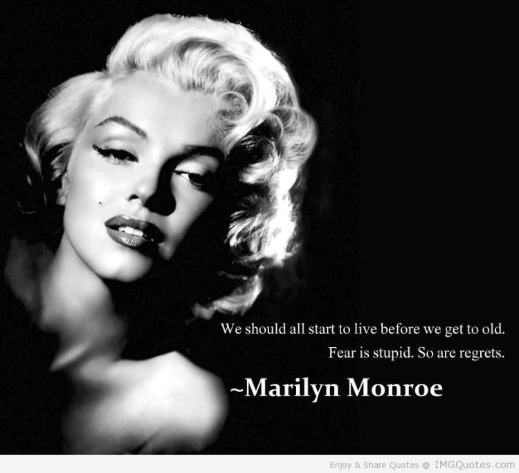 Marilyn Monroe Quotes Sayings 23