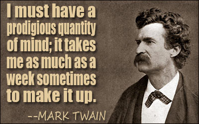Mark Twain Quotes Sayings 21