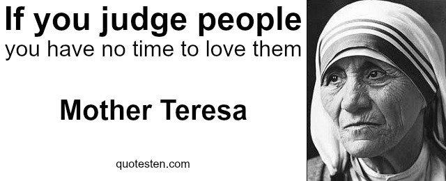 Mother Teresa Quotes Sayings 17