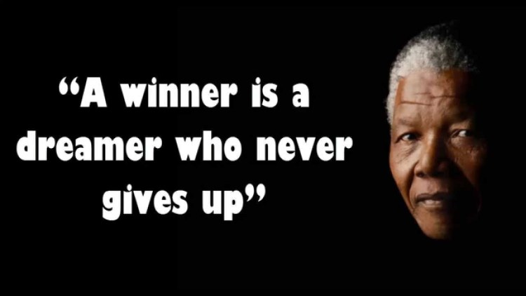 Nelson Mandela Quotes Sayings 11