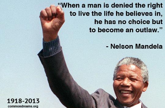 Nelson Mandela Quotes Sayings 14