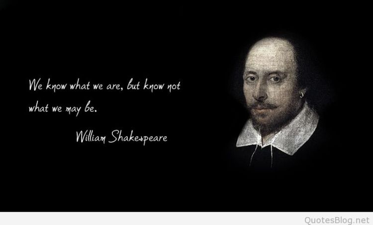 William Shakespeare Quotes Sayings 22