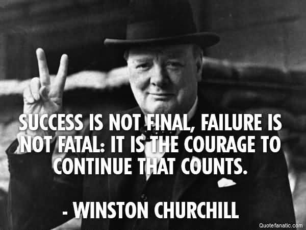 Winston Churchill Quotes Sayings 07
