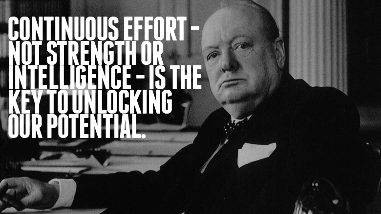 Winston Churchill Quotes Sayings 18