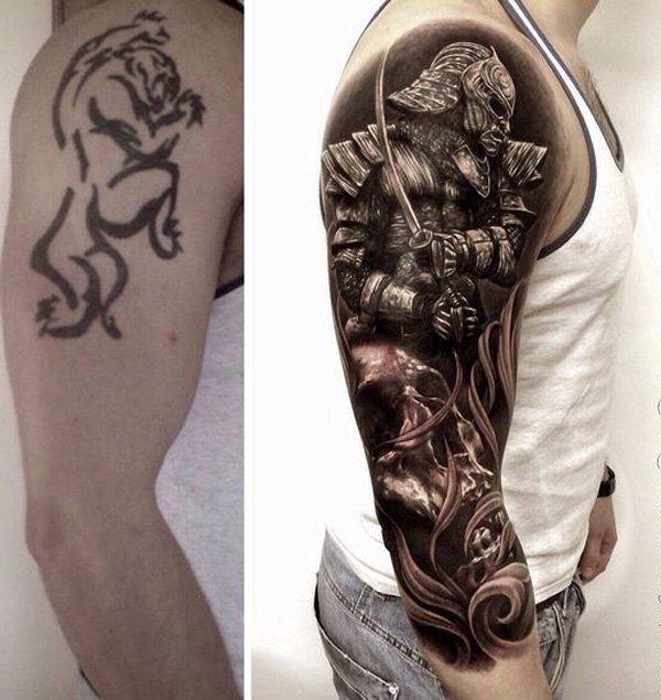 Cover Up Tattoos 2