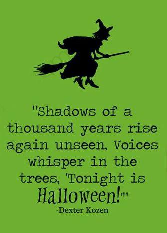Amazing halloween card