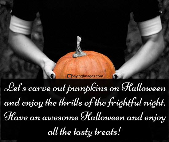 Cool greetings for halloween