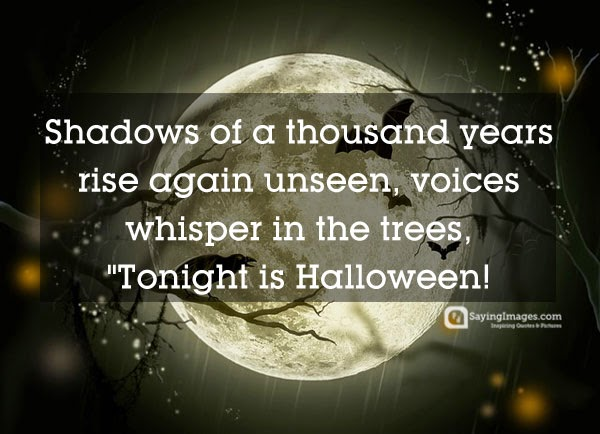 Coolest halloween quotes messages