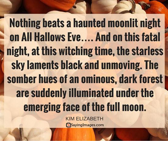 Nice halloween witch sayings