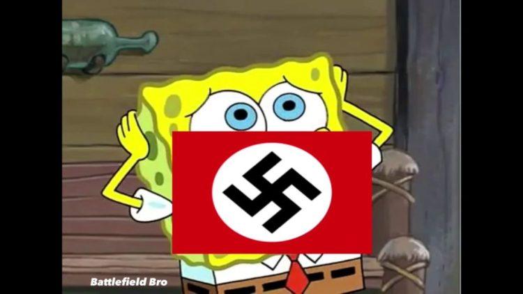 Dank Memes Spongebob battlefield bro