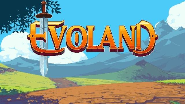 evoland-title