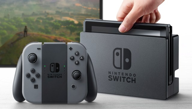 Nintendo Switch - coming March 2017